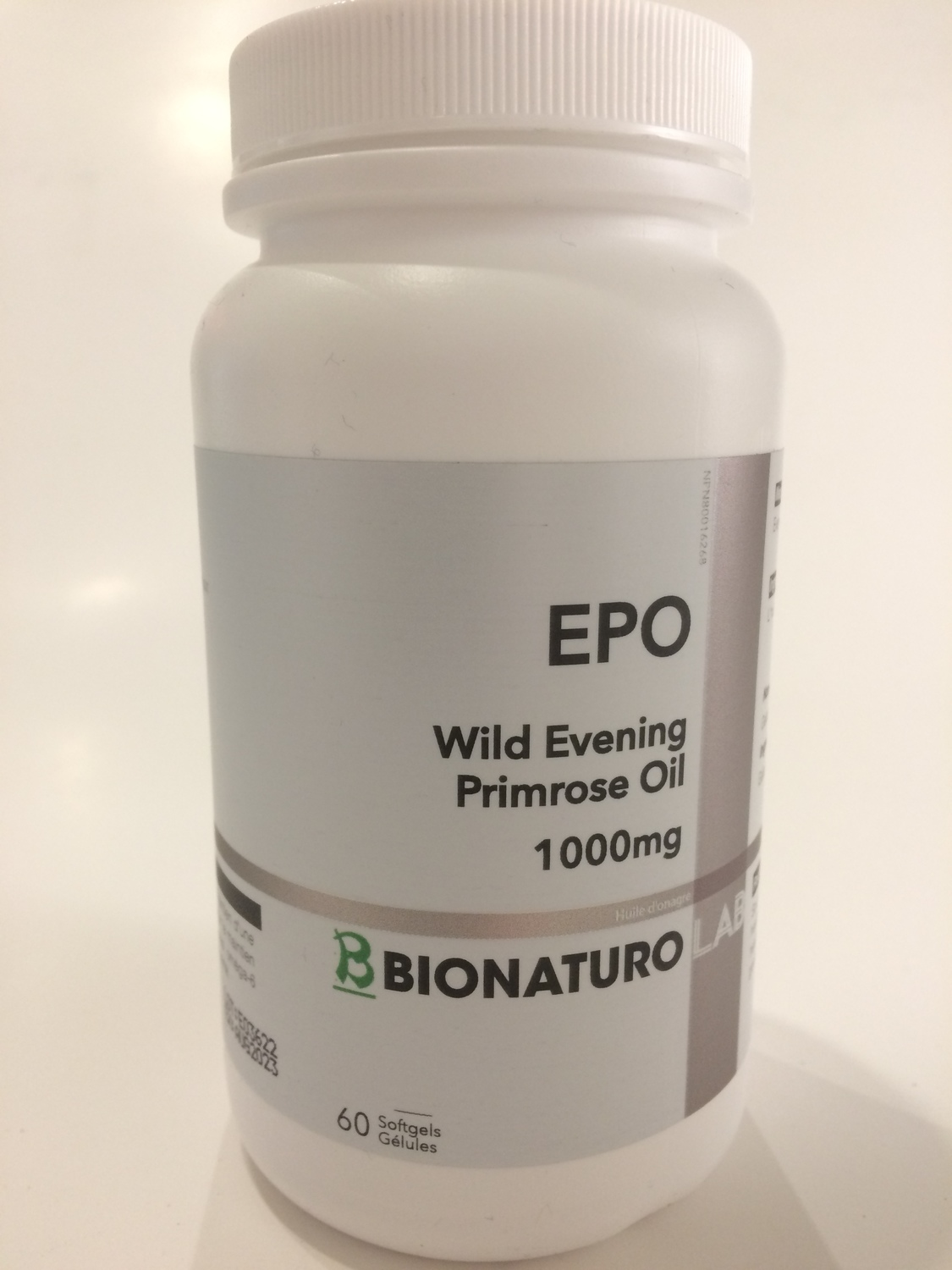 EPO Wild Evening Primrose Oil